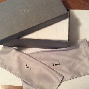 Dior Sunglasses Case
